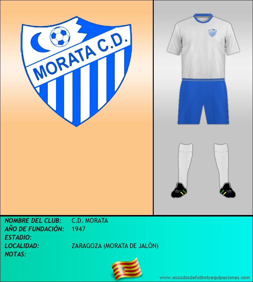 Escudo de C.D. MORATA