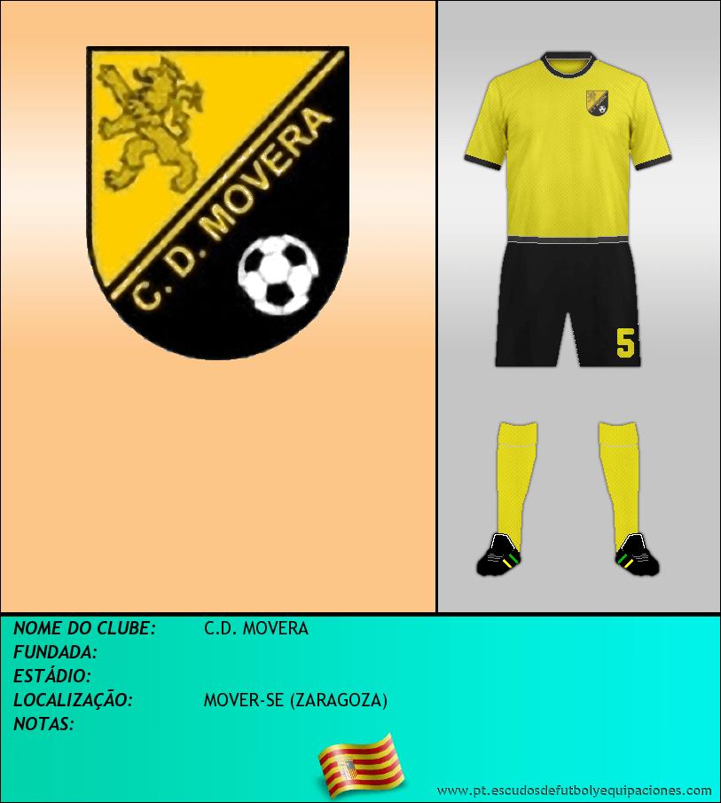 Escudo de C.D. MOVERA