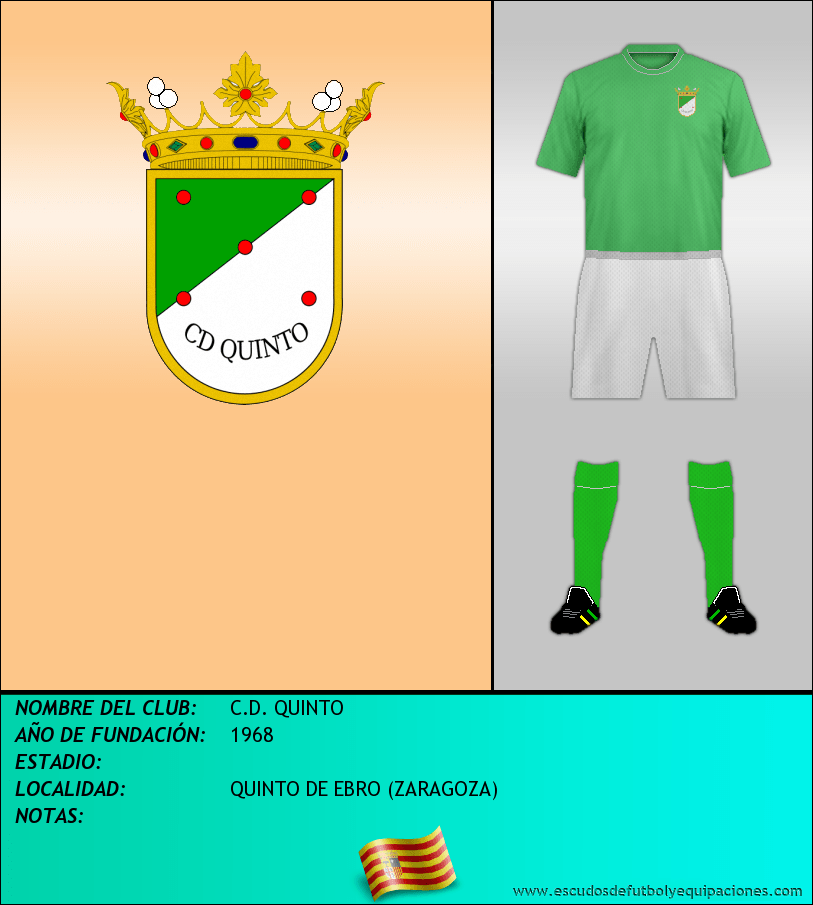 Escudo de C.D. QUINTO