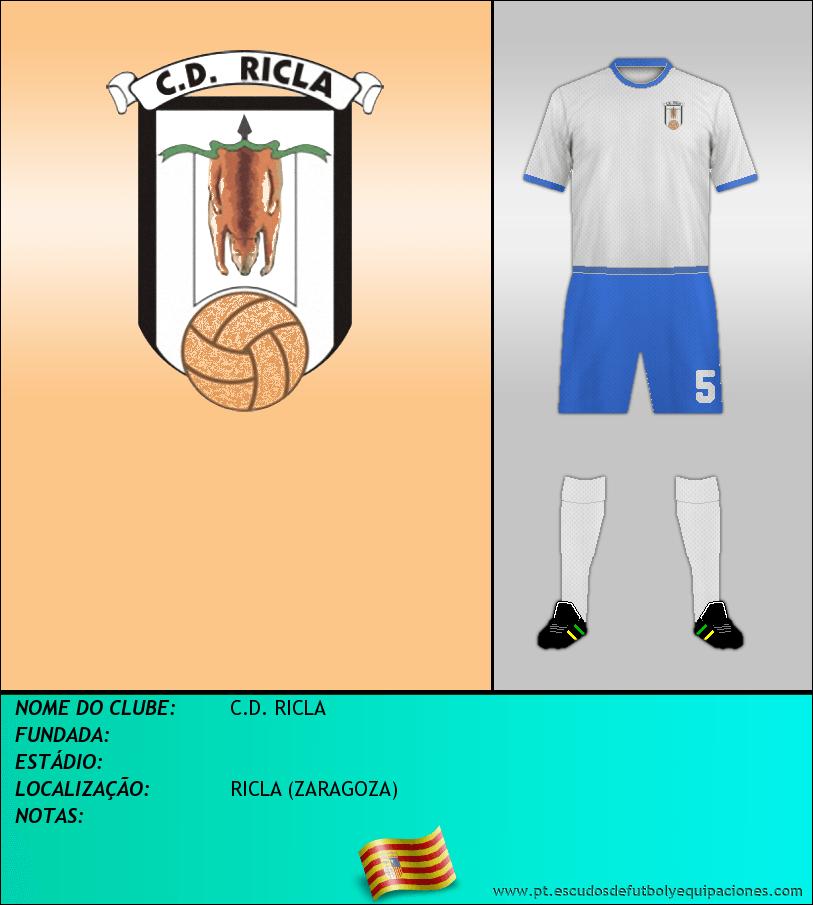 Escudo de C.D. RICLA