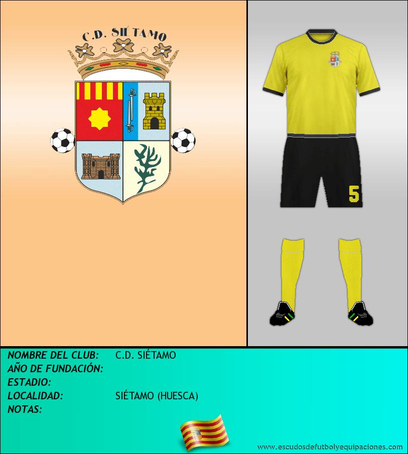 Escudo de C.D. SIÉTAMO