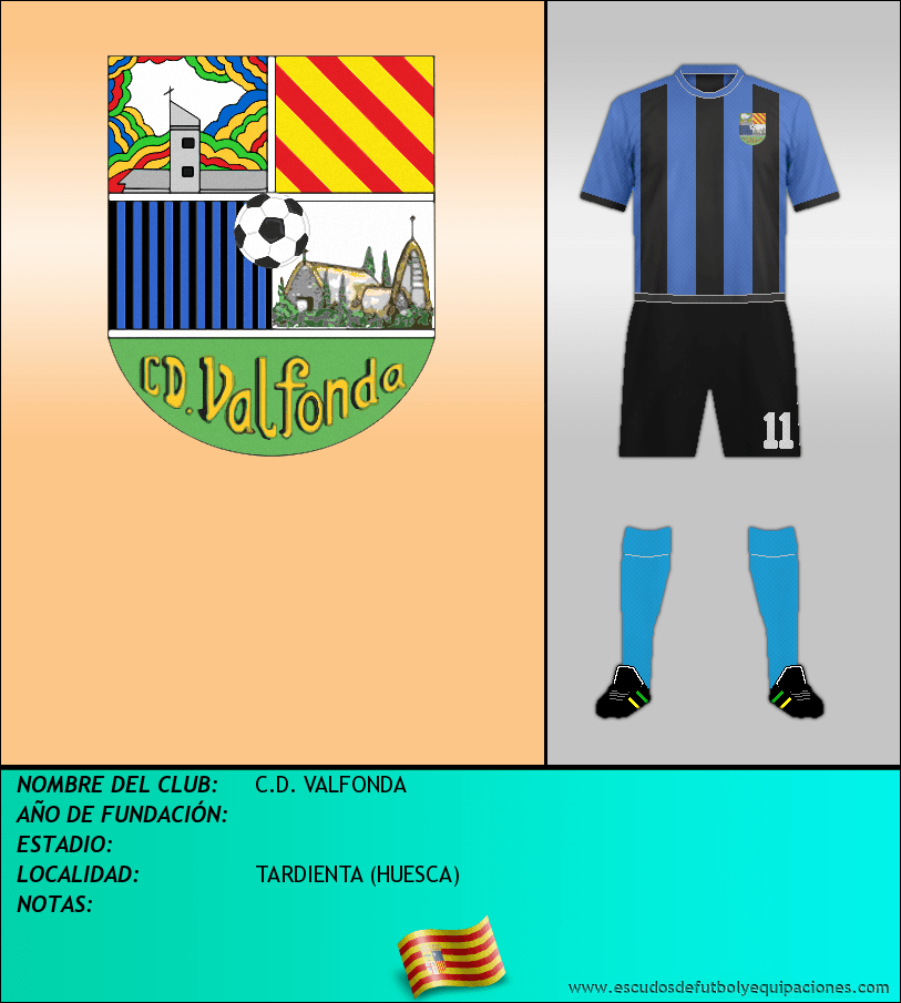 Escudo de C.D. VALFONDA