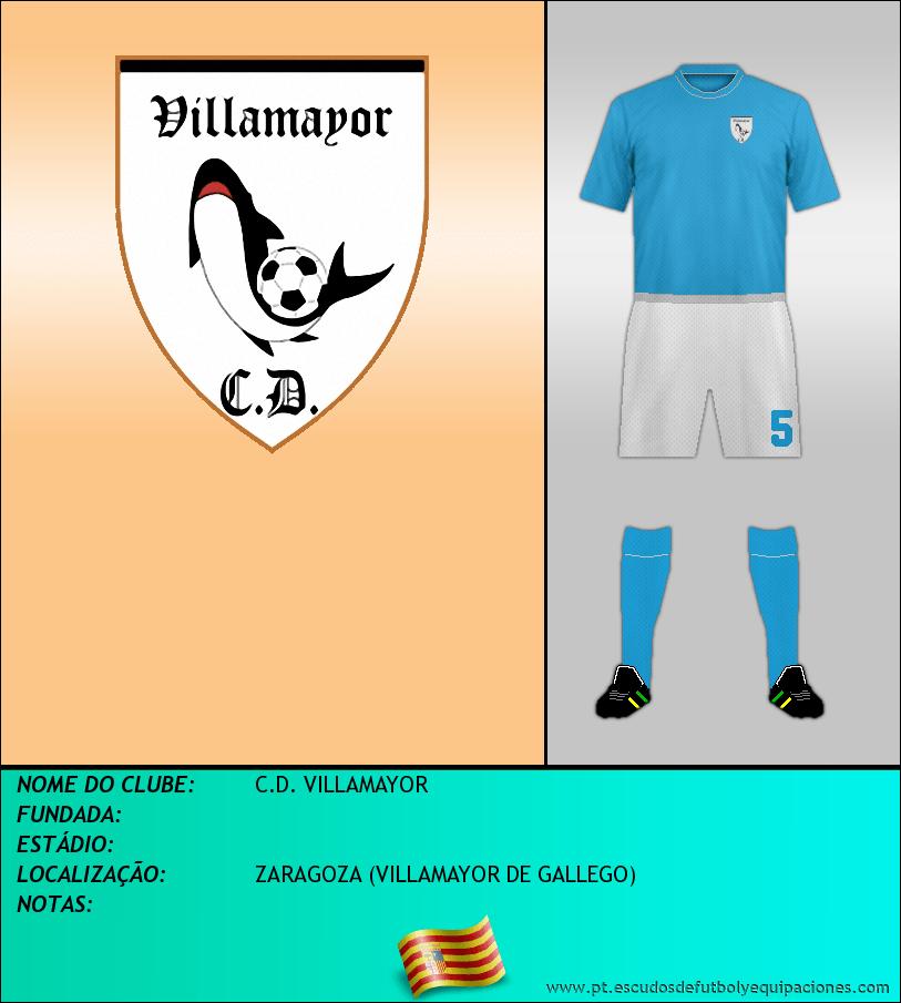 Escudo de C.D. VILLAMAYOR