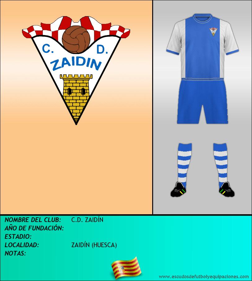 Escudo de C.D. ZAIDÍN