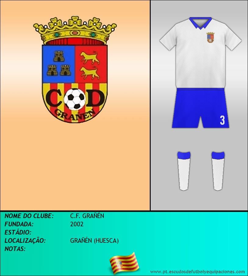 Escudo de C.F. GRAÑÉN
