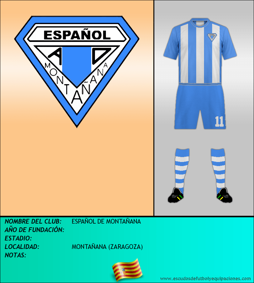 Escudo de ESPAÑOL DE MONTAÑANA