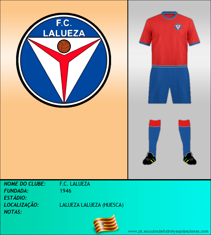 Escudo de F.C. LALUEZA