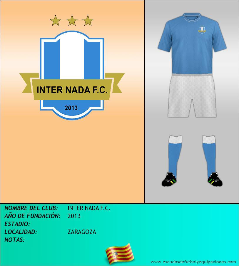 Escudo de INTER NADA F.C.