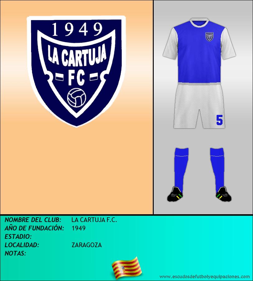 Escudo de LA CARTUJA F.C.