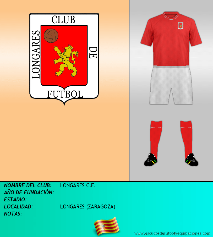 Escudo de LONGARES C.F.