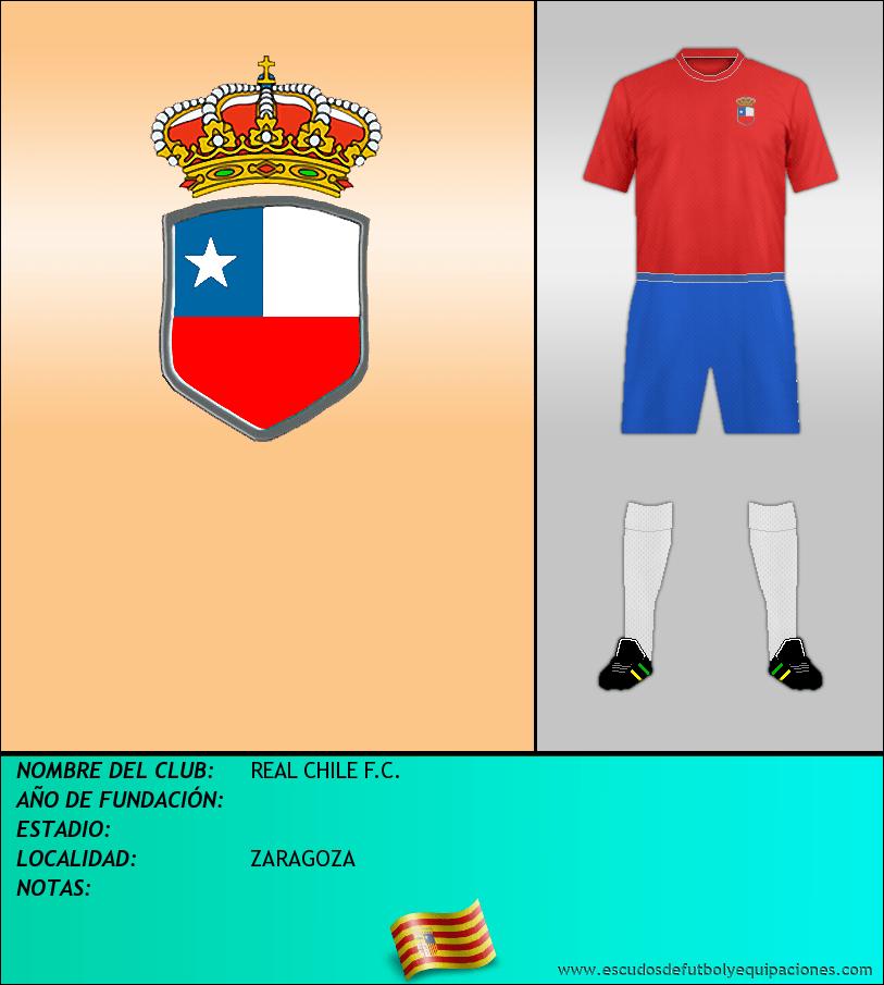 Escudo de REAL CHILE F.C.