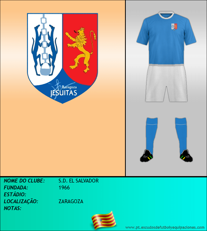 Escudo de S.D. EL SALVADOR