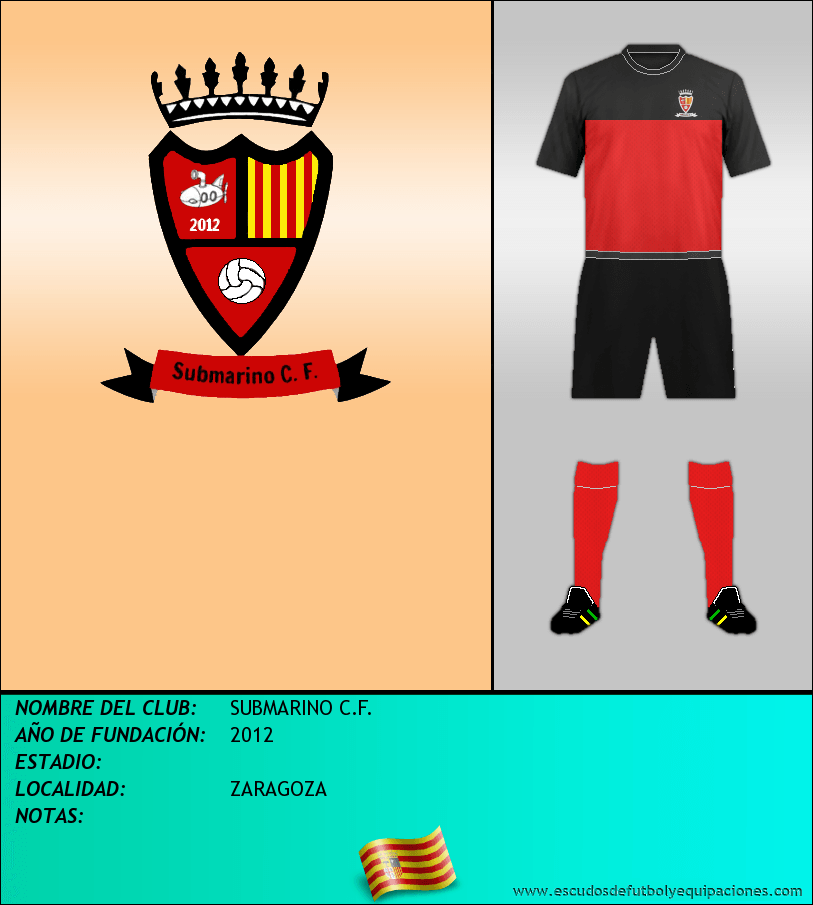 Escudo de SUBMARINO C.F.