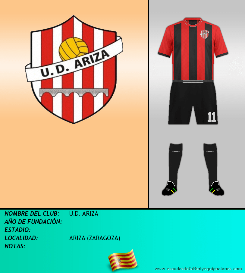Escudo de U.D. ARIZA