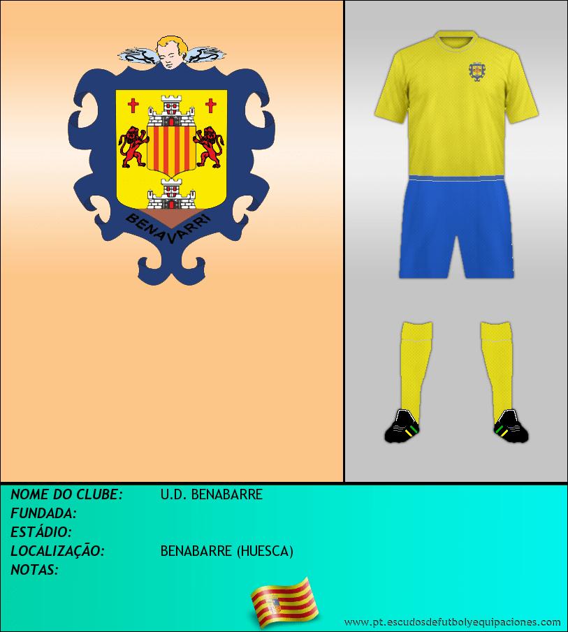 Escudo de U.D. BENABARRE