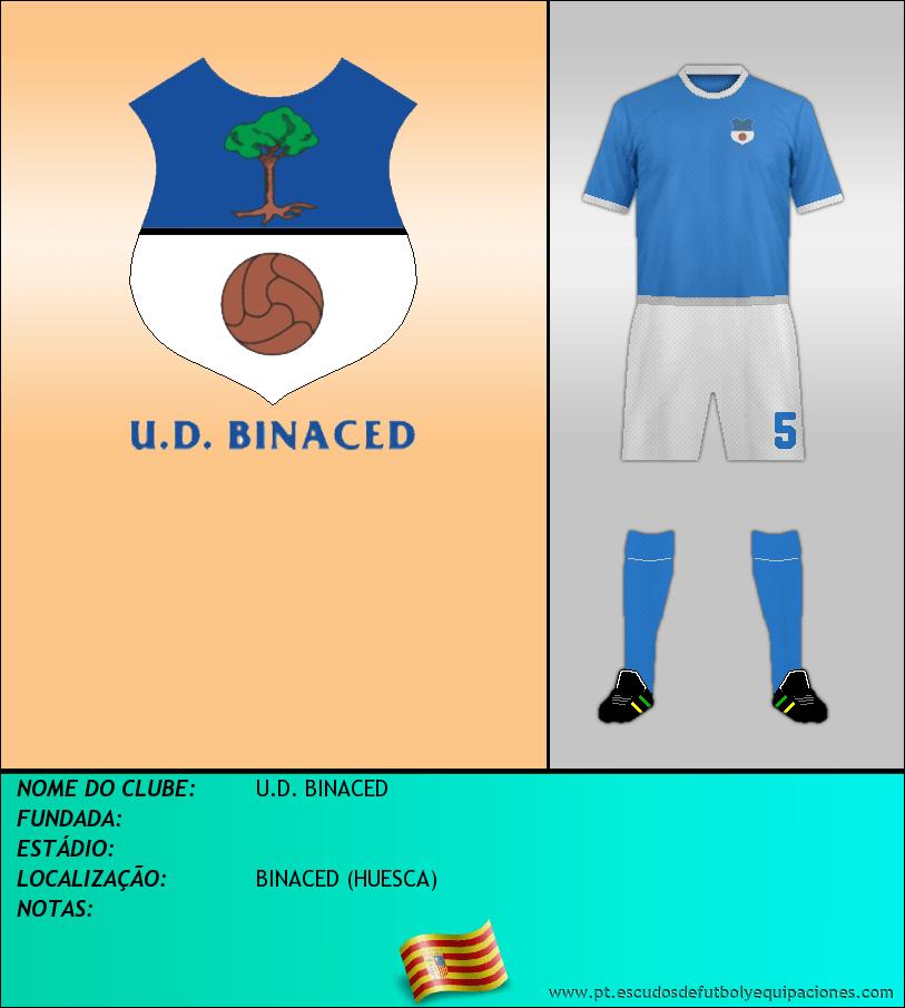 Escudo de U.D. BINACED