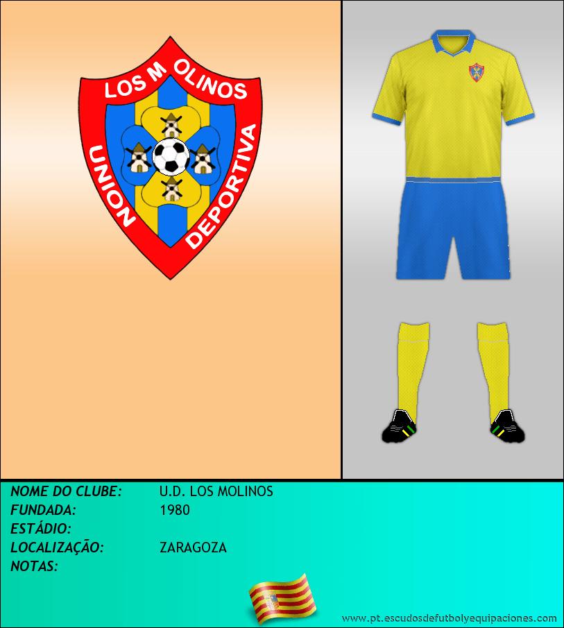 Escudo de U.D. LOS MOLINOS