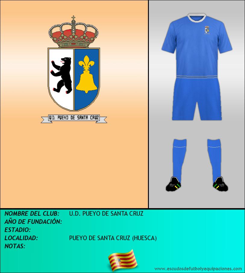 Escudo de U.D. PUEYO DE SANTA CRUZ