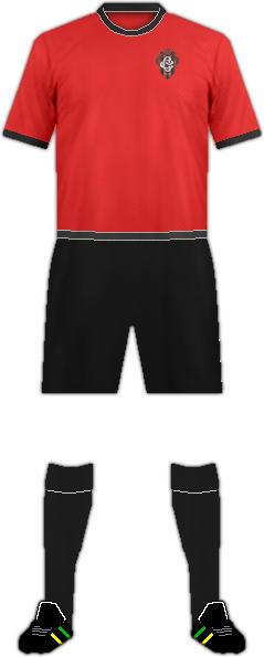 Equipación F.C. LA CALZADA (AST.)