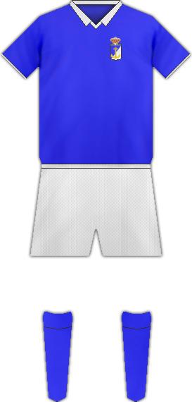 Camiseta REAL TAPIA  C.F.