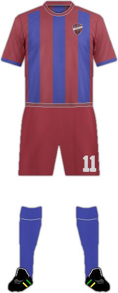 Camiseta ROSAL F.C.