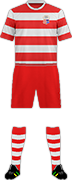 Camiseta PUMARIN C.F.