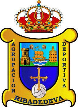 Escudo de A.D. RIBADEDEVA (ASTURIAS)
