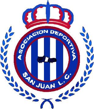 Escudo de A.D. SAN JUAN LA CARISA (ASTURIAS)