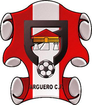 Escudo de ARGUERO C.F. (ASTÚRIAS)