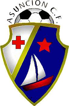 Escudo de ASUNCIÓN C.F. (ASTURIAS)
