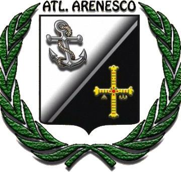 Escudo de ATLÉTICO ARENESCO (ASTURIAS)