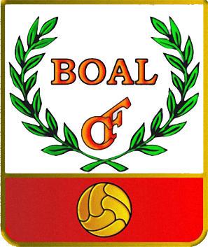 Escudo de BOAL C.F. (ASTURIAS)