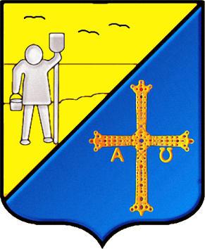 Escudo de C.D. ARENESCO (ASTÚRIAS)
