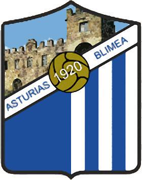 Escudo de C.D. ASTURIAS BLIMEA (ASTURIAS)