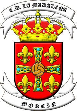 Escudo de C.D. LA MADALENA (ASTÚRIAS)