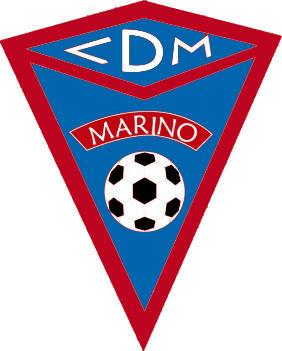 Escudo de C.D. MARINO DE CUDILLERO (ASTURIAS)