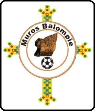 Escudo de C.D. MUROS BALOMPIÉ (ASTURIAS)