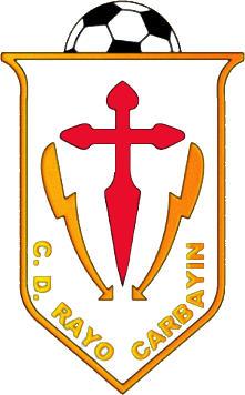 Escudo de C.D. RAYO CARBAYÍN (ASTÚRIAS)