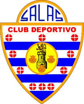 Escudo de C.D. SALAS (ASTÚRIAS)