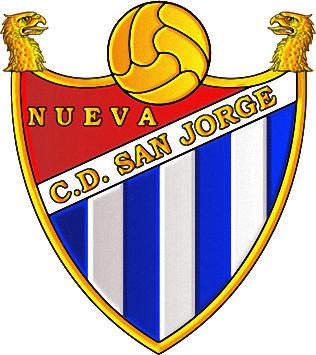 Escudo de C.D. SAN JORGE (AST.) (ASTURIAS)