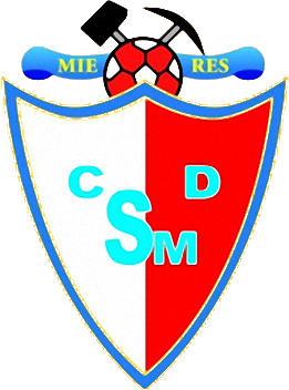 Escudo de C.D. SANTA MARINA (ASTURIAS)