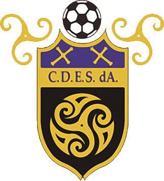 Escudo de C.D. STIAUA DE ASTURIAS (ASTURIAS)