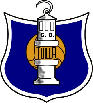Escudo de C.D. TUILLA (ASTURIAS)