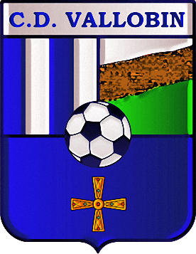 Escudo de C.D. VALLOBIN (ASTURIAS)
