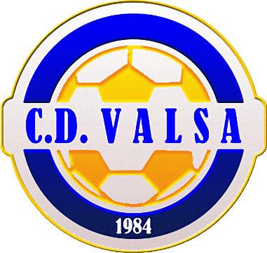 Escudo de C.D. VALSA (ASTURIAS)