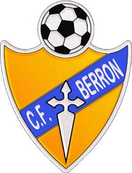 Escudo de C.F. BERRON (ASTÚRIAS)