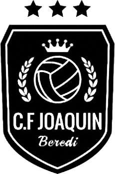 Escudo de C.F. JOAQUÍN BEREDÍ (ASTURIAS)