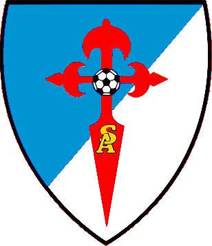 Escudo de C.F. SANTIAGO DE ALLER (ASTURIAS)
