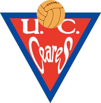 Escudo de CEARES U.C. (ASTURIAS)