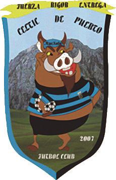 Escudo de CELTIC DE PUERTO F.C. (ASTURIAS)
